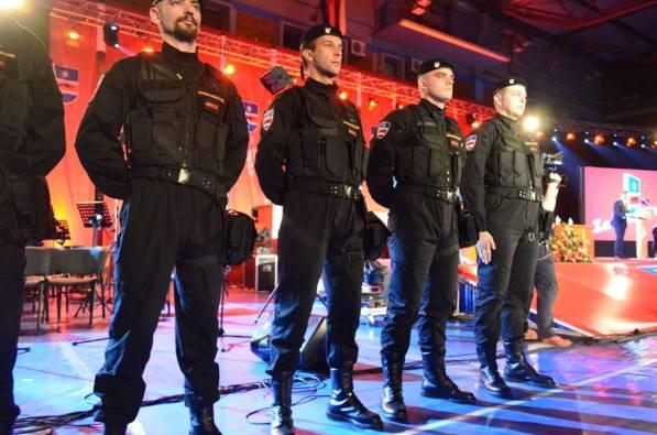 Gčlavaševa 'Slavonska sokolska garda' (Foto: FB HDSSB)