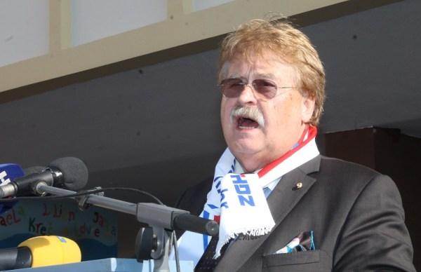 Elmar Brok, član predsjedništva CDU-a (Foto: Tris/H. Pavić)