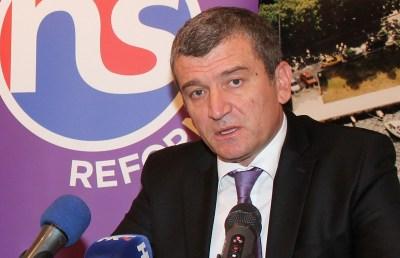 Petar Baranović: 'Imamo ambiciju ponuditi konkretna rješenja, a ne samo načelne parole'