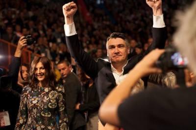 Zoran Milanović (Foto: SDP)
