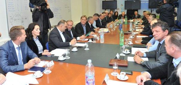 Predsjedništvo HDZ-a (Foto: HDZ)
