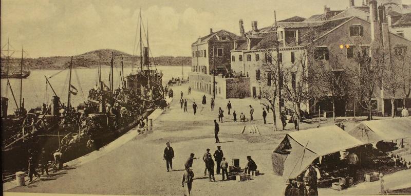 Šibenska ratna luka u Prvom svjetskom ratu – 'Mornaričko groblje proglasiti spomenikom'