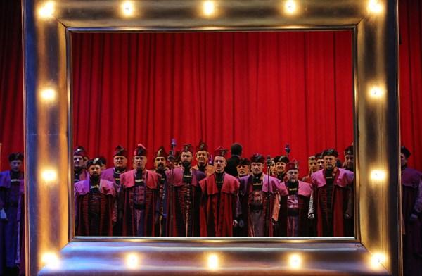 Sa sinoćnje dodjele Nagrada hrvatskog glumišta (Foto: HINA / Tomislav Pavlek)