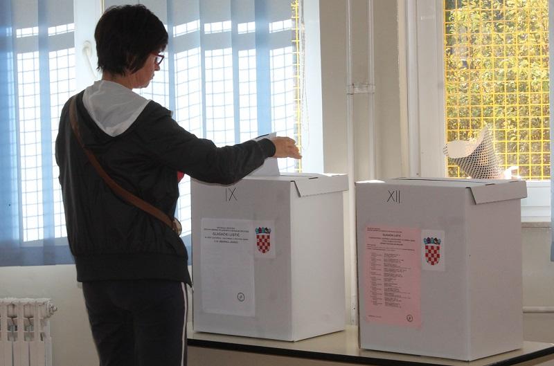 Lijepo vrijeme – lijepa izlaznost birača