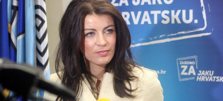 Županijski odbor HDZ-a kandidirao i Josipu Rimac za Vladu, unatoč istrazi