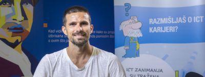 Toni Milun, ambasador inicijative eSkills u Hrvatskoj