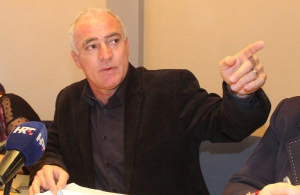 Šibensko-kninski župan Goran Pauk (Foto: H. Pavić)