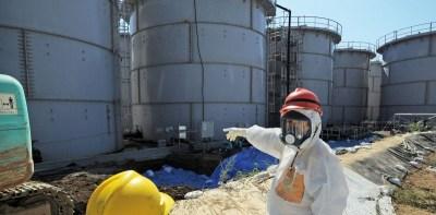 Nuklearka Fukushima/ Foto;Kyodo News-Pool/AP Photo