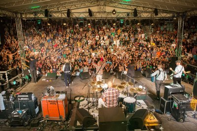 SuperUho festival na tvrđavi sv. Mihovila u Šibeniku (Foto: Tomislav Sporiš)