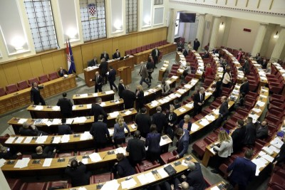 Parlamentarne stranke ne žele otkriti tko su im kreditori
