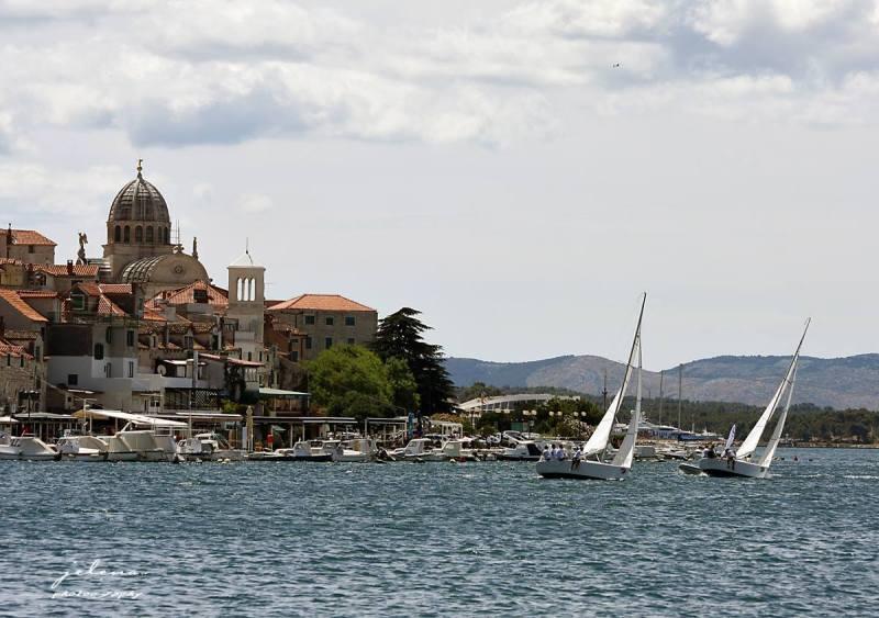 WSC Match Race regata u Šibeniku