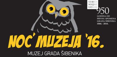 Noć Muzeja večeras u Šibeniku, Betini, Prvić Luci…