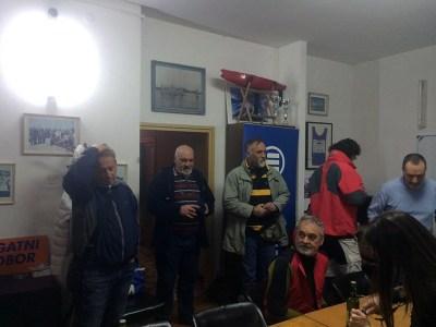 Seminar sudaca match race regata održan jučer u Šibeniku