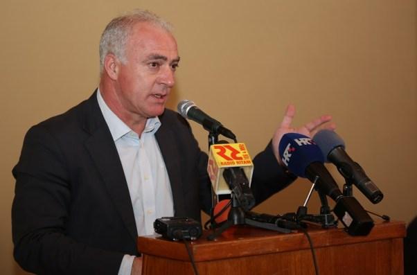 Županijska skupština - 16. veljače 2016. - župan Goran Pauk (Foto Hrvoslav Pavić)