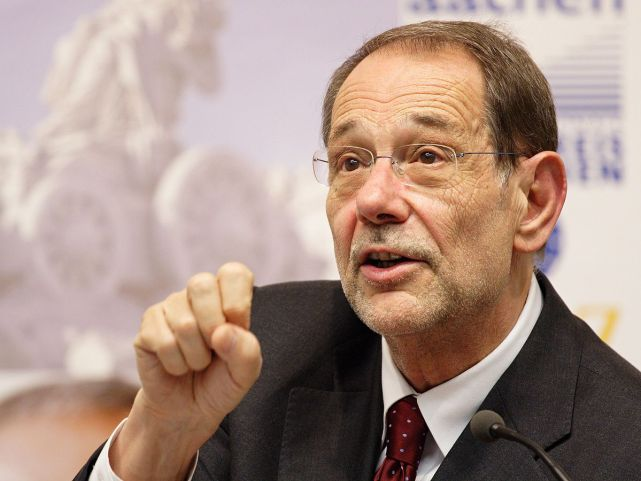 Javier Solana (foto Wikipedia)