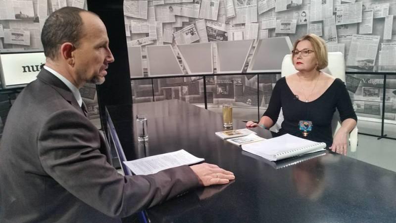 Vitomira Lončar u Nu2: Ministar Hasanbegović ništa u kulturi nije proizveo, a napada one koji jesu
