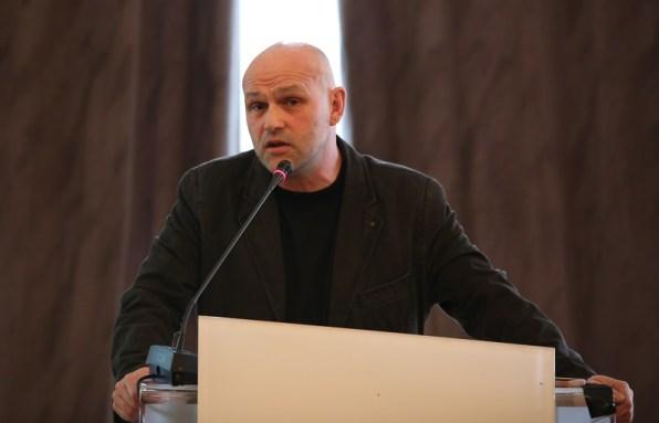 Saša Leković - predsjednik Hrvatskog novinarskog društva)
