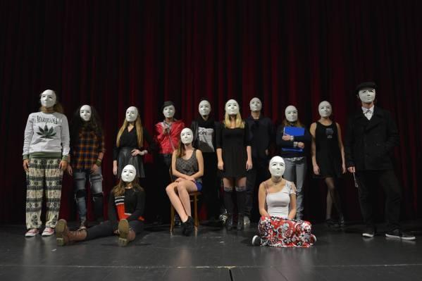 Kazalištna udruga Virko - predstava MYyGen (Foto Virko)