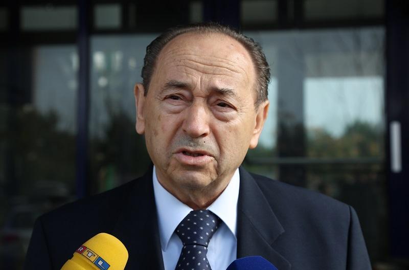 Stečajni upravitelj TLM-a Branko Morić (Foto H. Pavić)