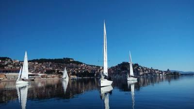Božićna regata u Šibeniku: Finale flotnog natjecanja