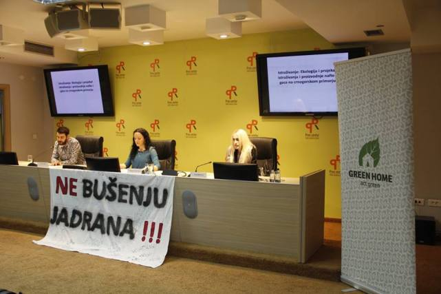 Danas u Crnoj Gori (foto Green Home)