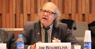 Jim Boummelha, predsjednik IFJ-a (foto IFJ)