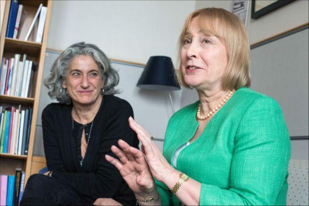 Marie Dorigny i Mary Honeyball
