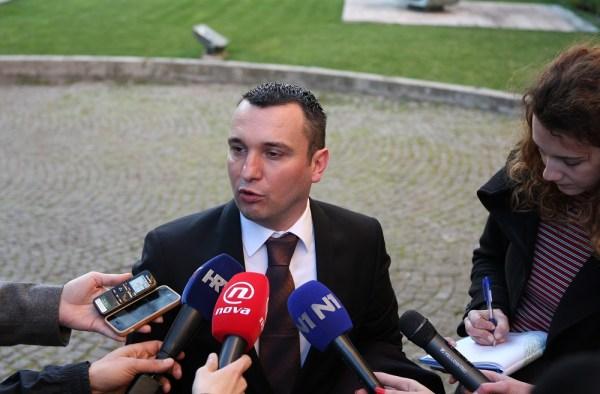 Član Uprave Impol - TLM-a Jurica Tončić (Foto: Tris/H. Pavić)
