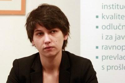 Ana Brakus (Foto HINA Zvonimir KUHTIĆ)