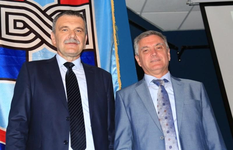 Dr. Željko Burić novi je predsjednik GO HDZ-a: 'Dragi drugovi, neće vam priča uspjeti'