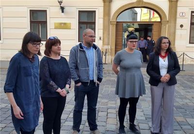 Savjet za razvoj civilnoga društva – dio članova dao ostavke