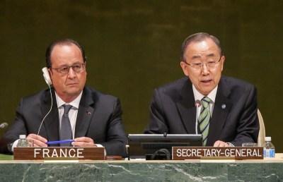 U UN-u potpisan međunarodni sporazum o klimi