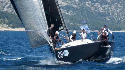 Farr 40 regata, zadnji dan: Potpuna dominacija posade Enfant Terrible