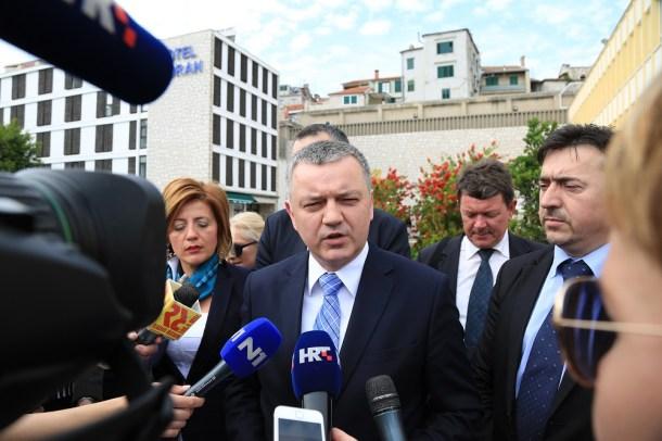 Ministar poduzetnistva Darko Horvat (Foto H. Pavic) (2)