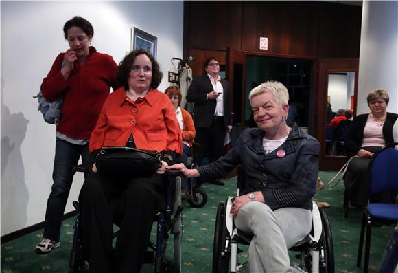 Ured pravobraniteljice za osobe s invaliditetom nastavlja rad bez imenovanog pravobranitelja