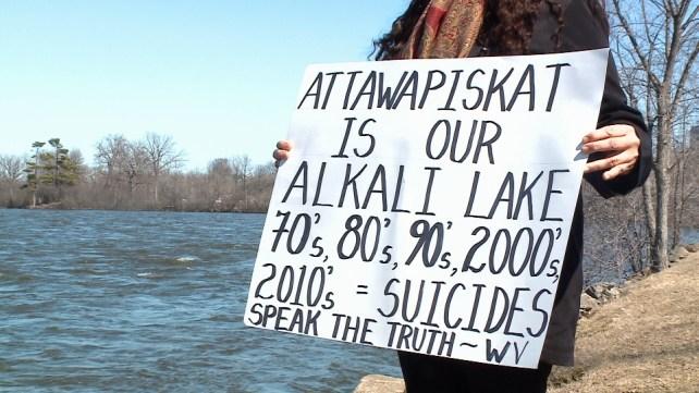 Attawapiskat - foto: ottawa.ctvnews.ca