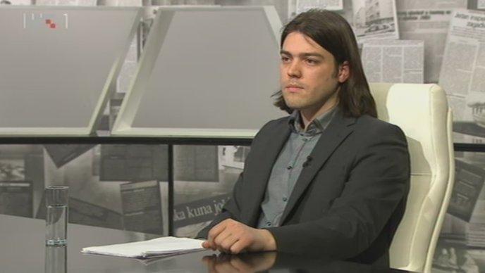 """Ivan Vilibor Sinčić u Nu2: Boži Petrovu ne treba """"treći put"""", on je svoj unaprijed dogovorio s HDZ-om"""
