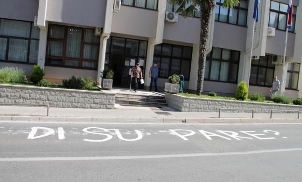 'Di su pare?' u Vrgorcu ( foto HINA/ Jure DIVIĆ