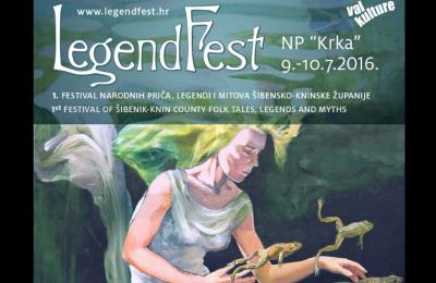 Počinje prvi LegendFest u NP Krka: Vile i vilenjaci na Roškom slapu