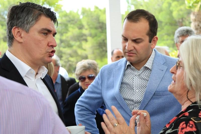 Zoran Milanović: 'Nećemo danas o balunu'