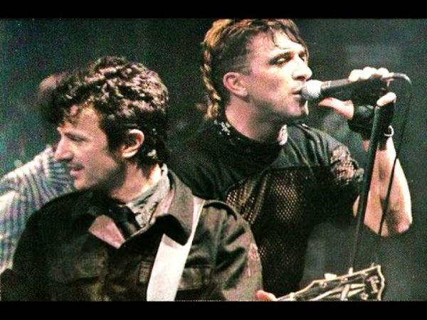 Bregović i Tifa; prvi je napisao, a drugi otpjevao 'Lipe cvatu' (screenshot)