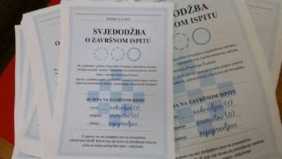 Za kraj političke godine, Saboru i Vladi, ocjena: 1 (nedovoljan)!