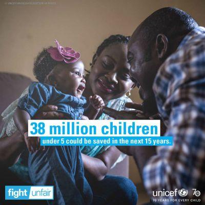 UNICEF: Ako se svijet više ne posveti djeci koja odrastaju u najtežim uvjetima, do 2030. godine 167 milijuna djece živjet će u siromaštvu