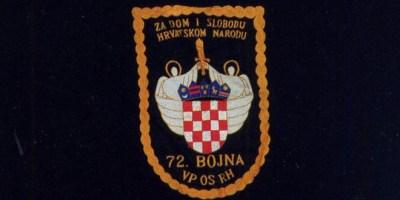 Proslava 72. bojne Vojne policije: Mijenjaju ime magistrale, slave u Katoličkoj školi, a onda u diskoteku na domjenak
