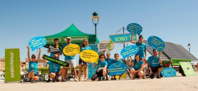 Greenpeace u kampanji solarizacije turizma: Sunce, more i – sunce