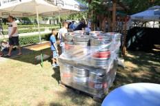 Hrvati vole pivo koje se grije na suncu