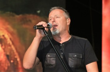 Marko Perković Thompson na koncertu u Kninu (Foto: Tris: Hrvoslav Pavić))
