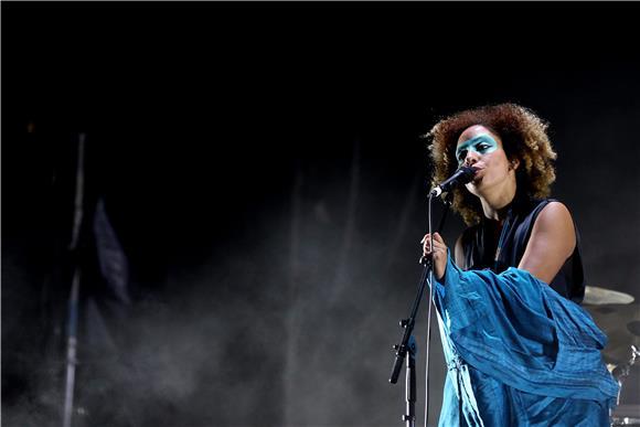 Massive Attack (foto HINA)