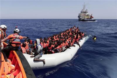 Spašeno 6 500 migranata u blizini libijske obale