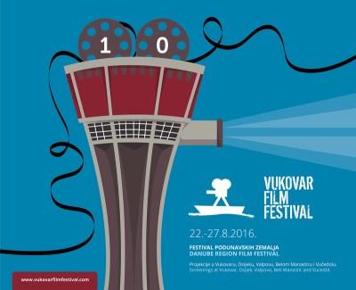 Počinje jubilarni 10. Vukovar film festival